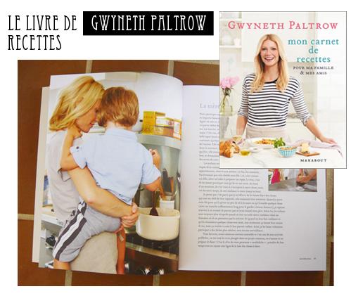 Recettes Gwyneth Paltrow