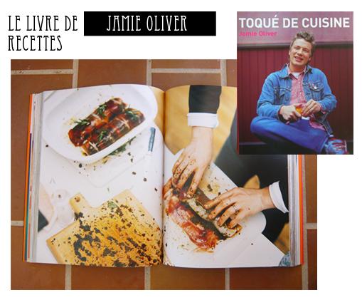 Recettes de Jamie Oliver