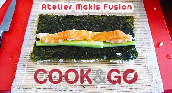 AtelieR Maki Fusion Cook and Go