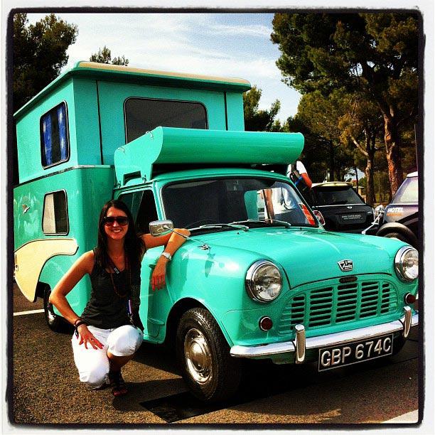 camping-car Mini