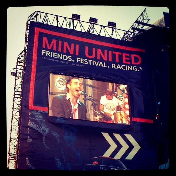 Charlie Winston Mini United Castellet