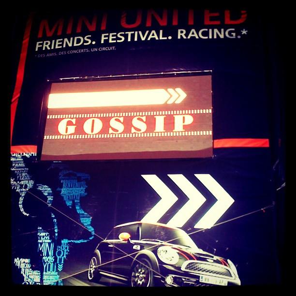 Gossip Mini United 2012