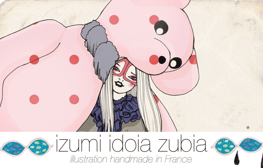 izumi idoia zubia dessins