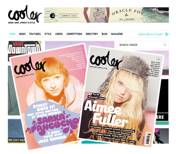 le magazine cooler mag