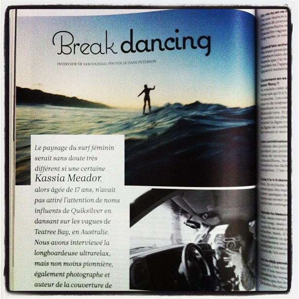 magazine surf filles