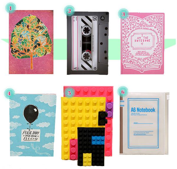 agendas carnets accessoires tendance delightson. Black Bedroom Furniture Sets. Home Design Ideas