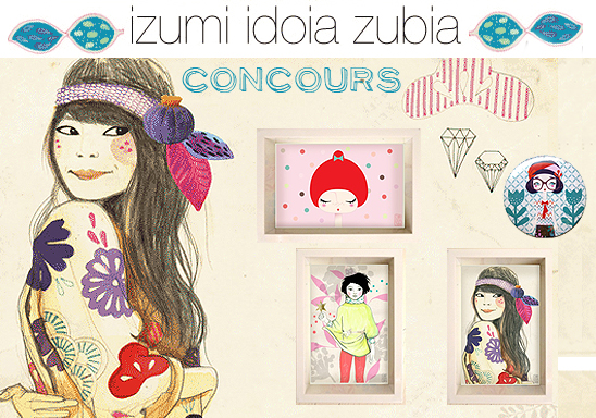 Concours Blog illustration