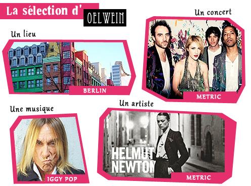 La sélection d'Oelwein