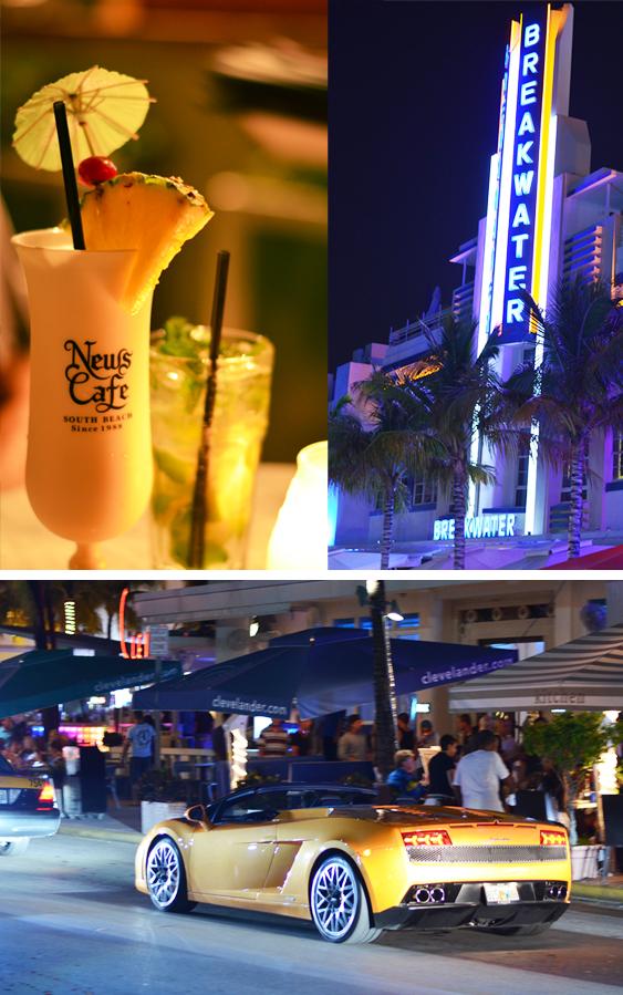 Miami la nuit