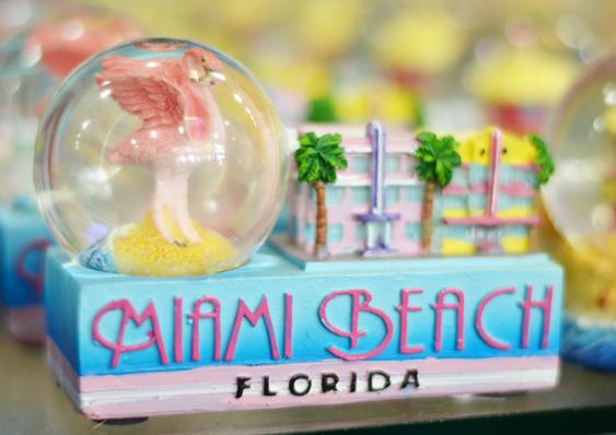 Souvenir de Miami