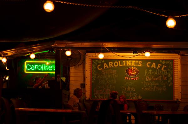 caroline's café