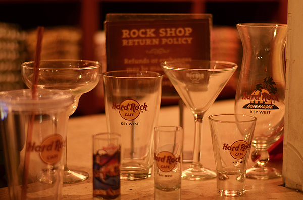 hard rock café key west