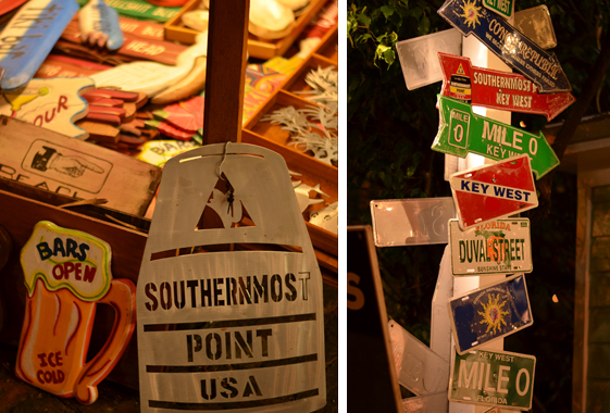 souvenirs de Key West