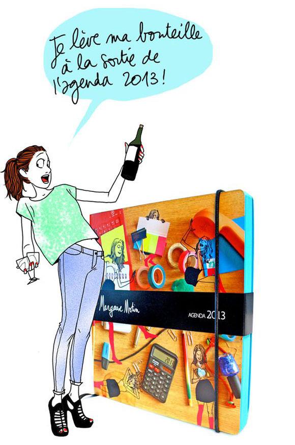 agenda 2013 margaux motin