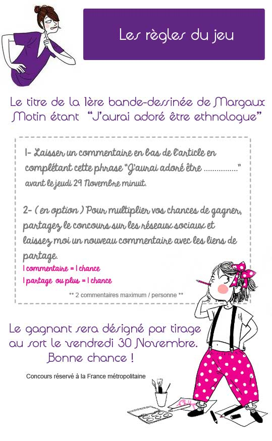 Concours Margaux Motin
