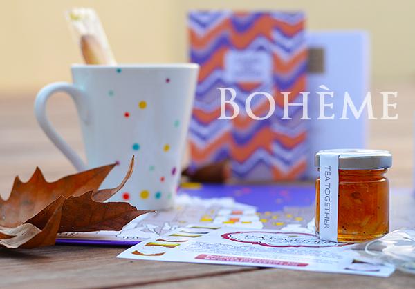 thé box bohème