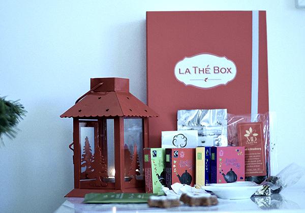 Les contes de Noel, la thé box