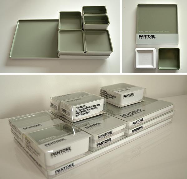 pantone food tray