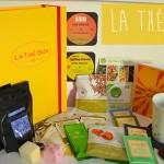 la thé box de Janvier