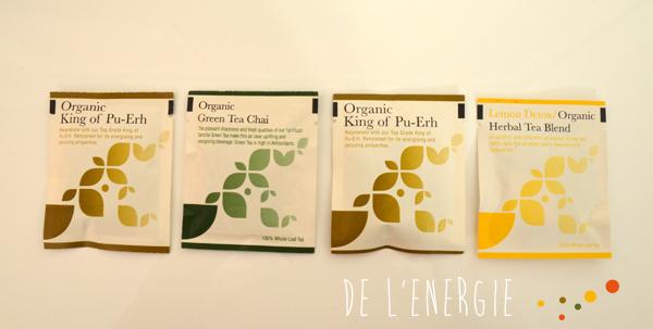 thé organic