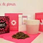 box thé
