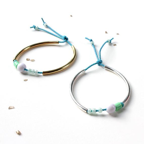 bracelet été