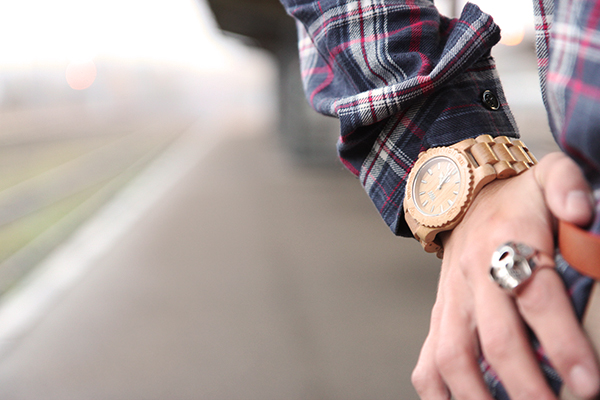 Montre Coline We wood