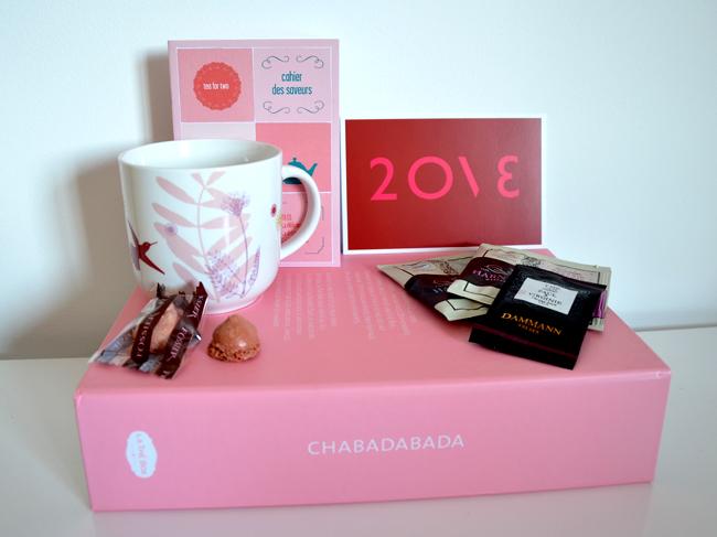 la thé box concours