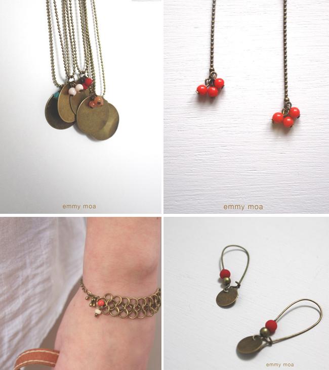 bijoux rouge