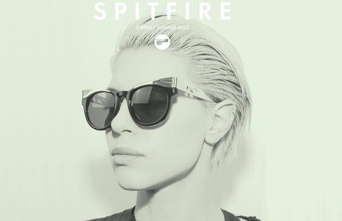 lunettes SPITFIRE DESIGN