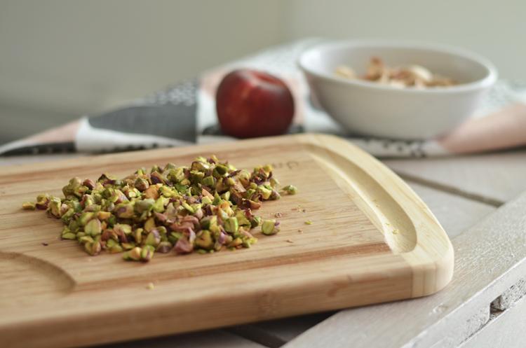recette aux pistaches