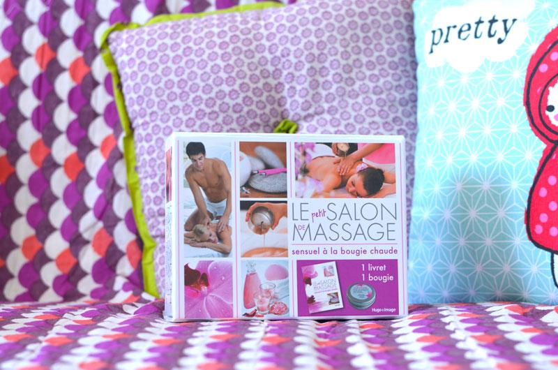 coffret massage bougie