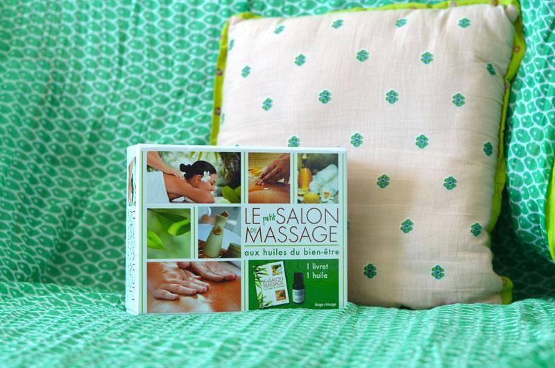 coffret massage huiles
