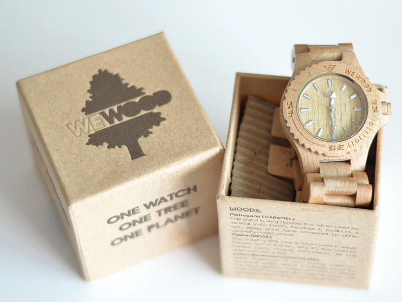 montre we wood