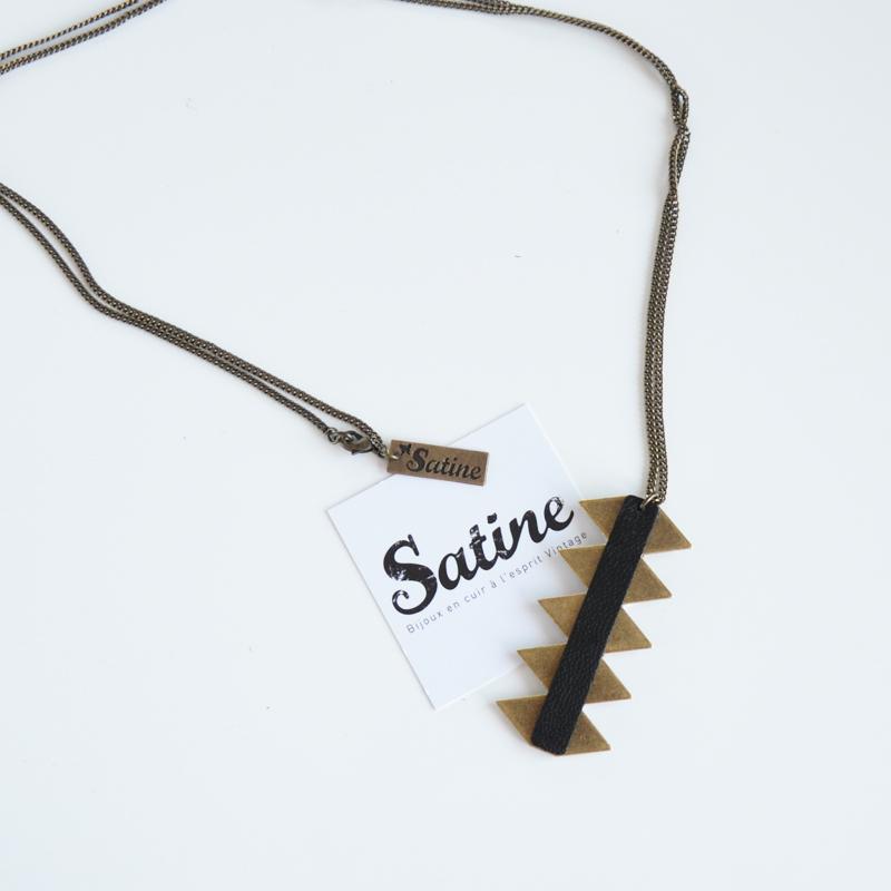 bijoux satine