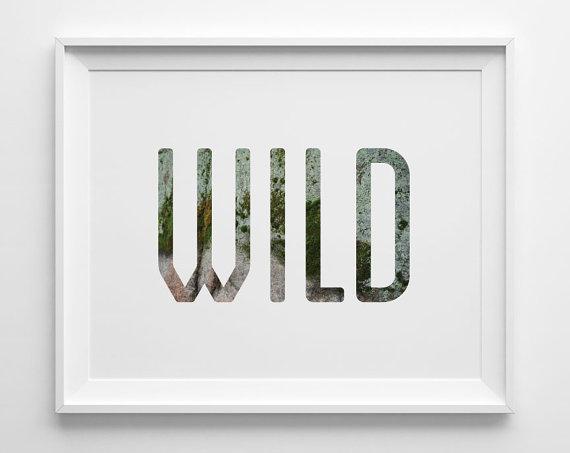 cadre wild