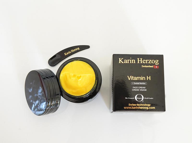 creme visage vitamine h