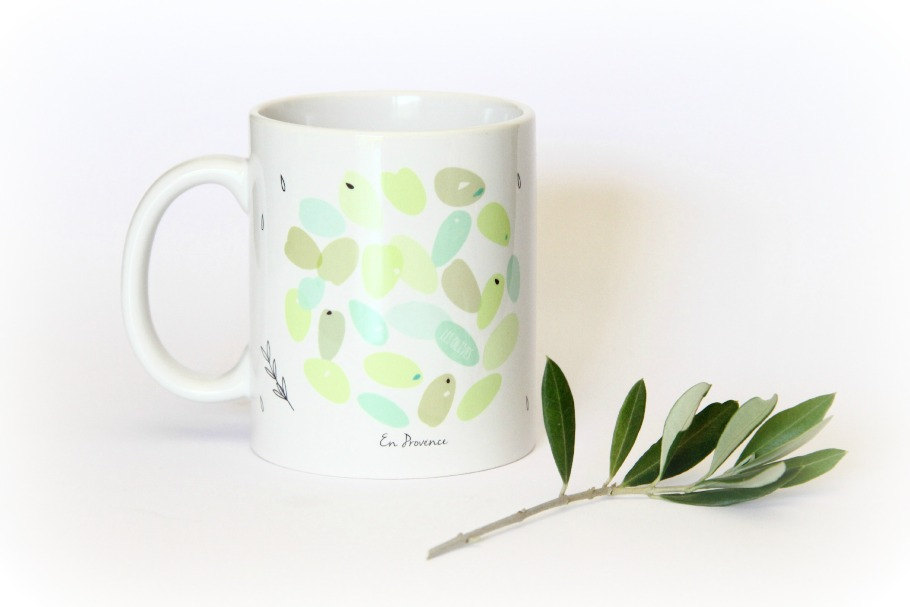 mug olives