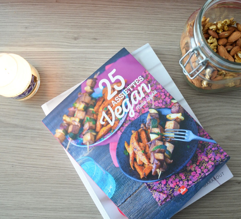 25 assiettes vegan