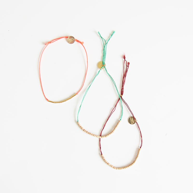 bracelets woodstock