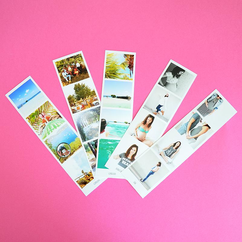 Tirage photo photomaton